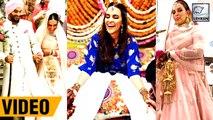 Inside Video : Neha Dhupia Angad Bedi Full Wedding & Mehendi Ceremony