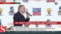 Cumhurbaşkanı Erdoğan�dan gençlere öğüt 'Fikri eserlerle ilişkinizi hi