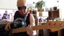 Jeff Lorber Magic Lady 1981 HD720 m2 Basscover Bob Roha