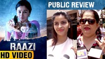 Raazi Public Review | Alia Bhatt, Vicky Kaushal