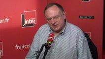 Jean-Marc Daniel répond aux questions du Grand Entretien de France Inter