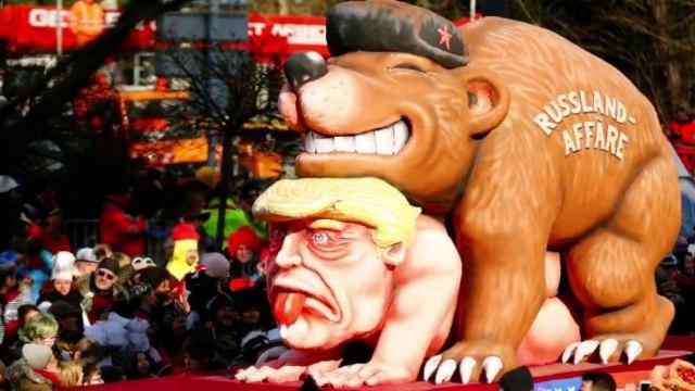 Parodi me liderët botërorë, në karnavalet gjermane - Top Channel Albania - News - Lajme
