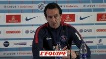 Emery «Dani Alves ne jouera pas les derniers matchs avec nous...» - Foot - L1 - PSG