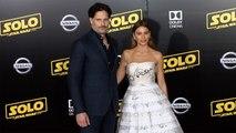 "Sofia Vergara and Joe Manganiello ""Solo: A Star Wars Story"" World Premiere Red Carpet"