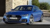 La nuova Audi A7 Sportback - Il volto sportivo di Audi nella classe di lusso