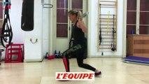 L'exercice des fentes pour la préparation physique du surf - Adrénaline - Surf