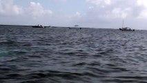 Living in Belize: Grand Baymen snorkel trip