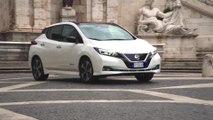 Nissan - La nuova Leaf e il van e-NV200 100% elettrici a servizio di Roma capitale