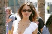 Bella Hadid y The Weeknd se dejan ver besándose en Cannes