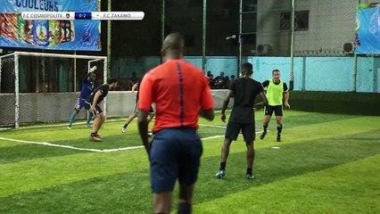 FC.COSMOPOLITE vs ZAKAMO F.C 1:2 finale