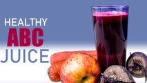 How To Make ABC Juice For Detox And Weight Loss| Apple Beetroot Carrot Juice | Boldsky