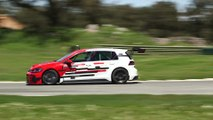 VW Golf GTI TCR Driving Video - GTI Driving Experience