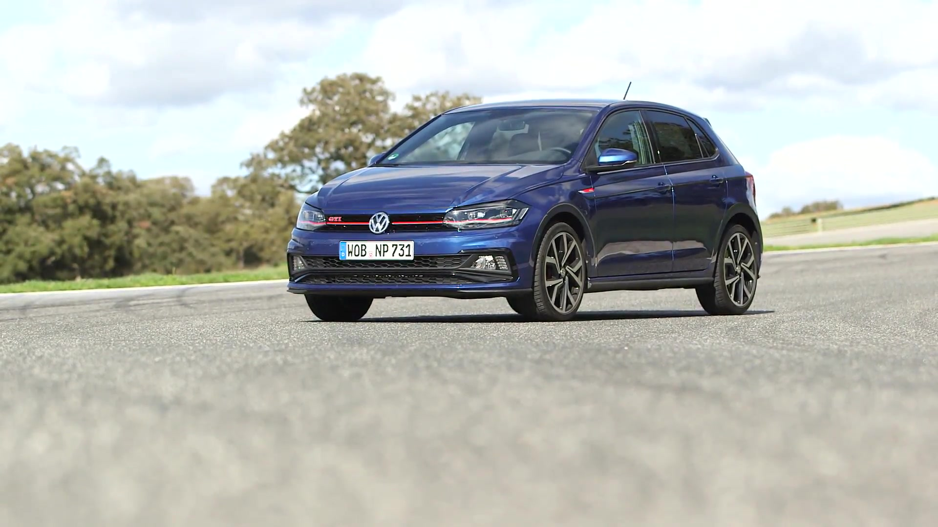 VW Polo GTI Exterior Design – GTI Driving Experience