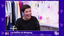 Cristina Cordula draguée par une candidate des Reines du shopping !