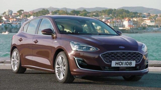 2018 Ford Focus Vignale Design