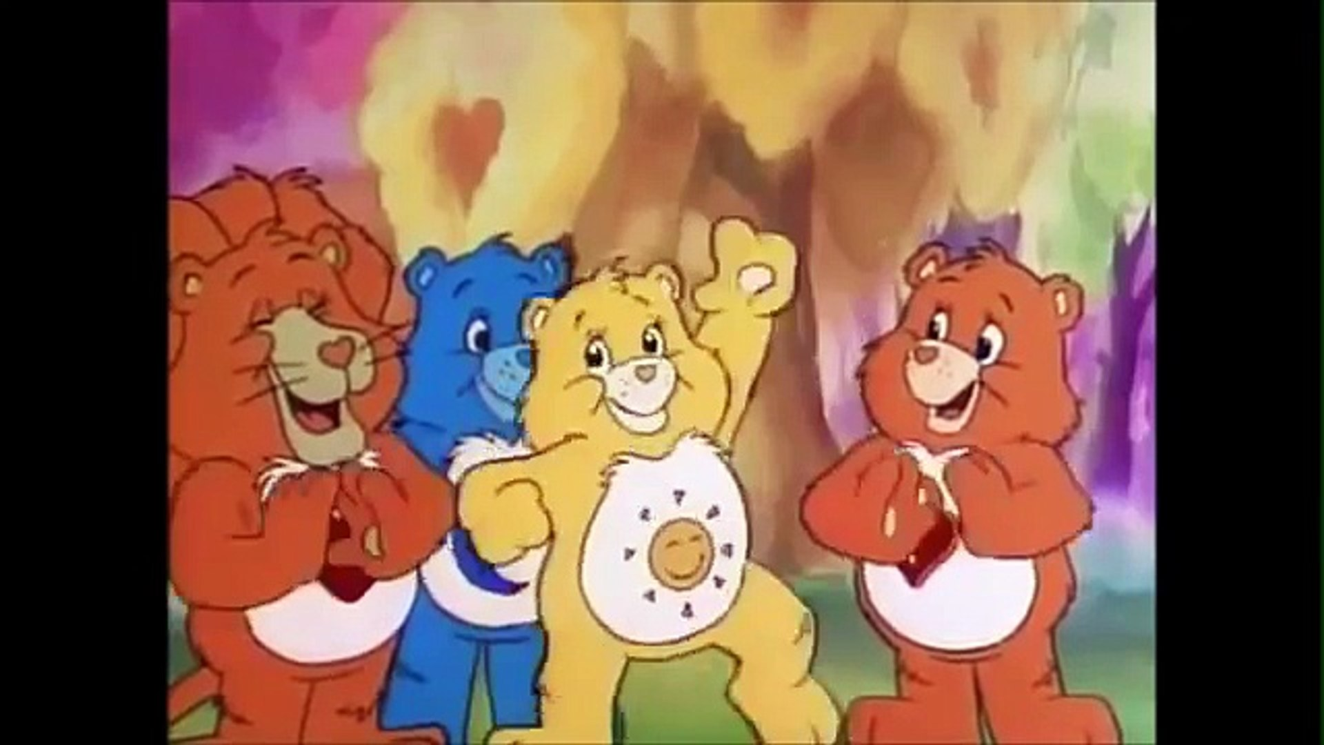 The Care Bear Family The Great Race