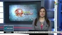 teleSUR noticias. Argentina: protestas contra políticas de Macri
