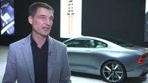 2018 Geneva Motor Show Press Day - Interview with Thomas Ingenlath, CEO Polestar