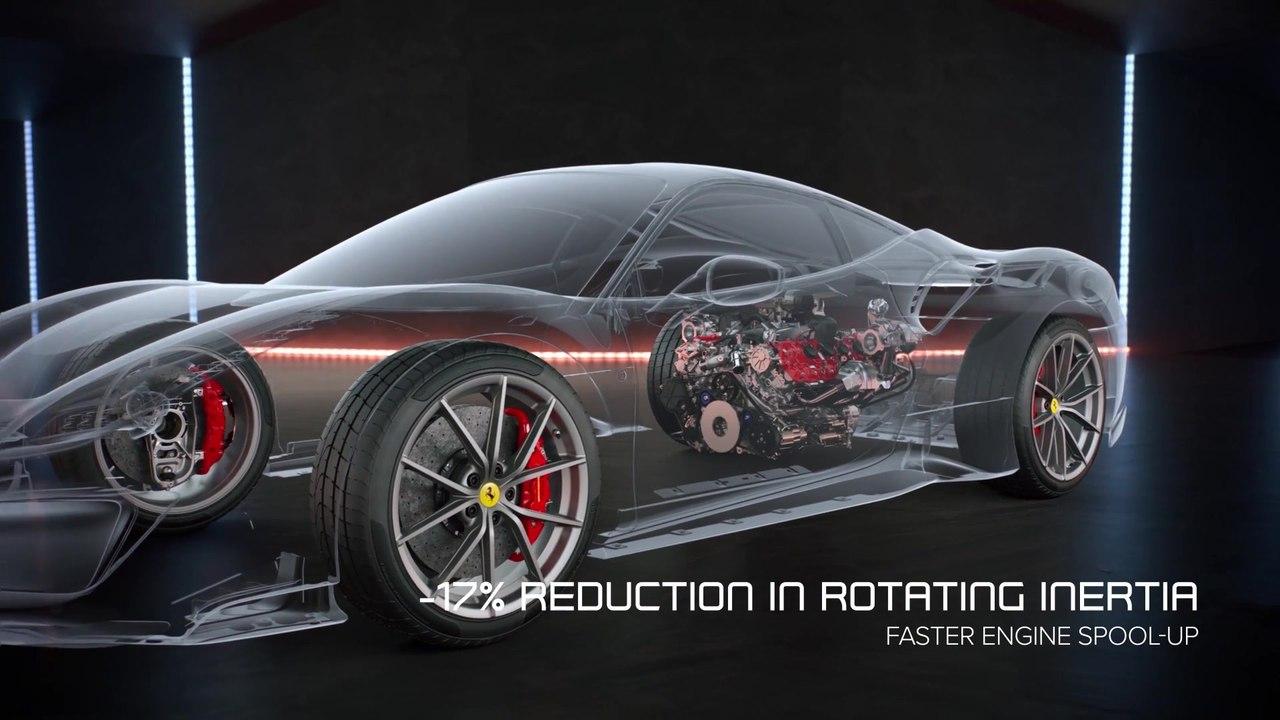 The New Ferrari 488 Pista Engine Video Dailymotion