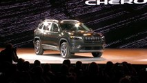 Jeep Cherokee Highlights at 2018 NAIAS