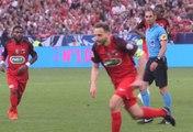 Les Herbiers - PSG : la finale de Coupe de France au côté des arbitres