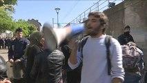 Des étudiants de Nanterre privés d'examen sous la pression des bloqueurs - 11/05/2018
