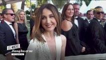 """Elsa Zylberstein """"Ça donne envie de cinéma, encore plus"""" - Cannes 2018"""