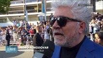 """Pedro Almodovar """"J'ai toujours aimé les films qui traitent des psychopathes"""" - Cannes 2018"""