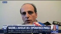 """Naomi: """"Quand vous avez 2000 appels, le premier réflexe c'est de penser qu'il n'y a pas d'urgence"""" témoigne Olivier Grimaldi, avocat de l'opératrice du SAMU"""