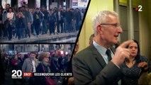 SNCF : la compagnie veut reconquérir les clients