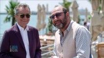 "Kad Merad ""On arrive, on pêche et on repart avec des anecdotes"" - Cannes 2018"