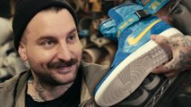 This 'Shoe Surgeon' Makes $10,000 Custom Sneakers from Scratch