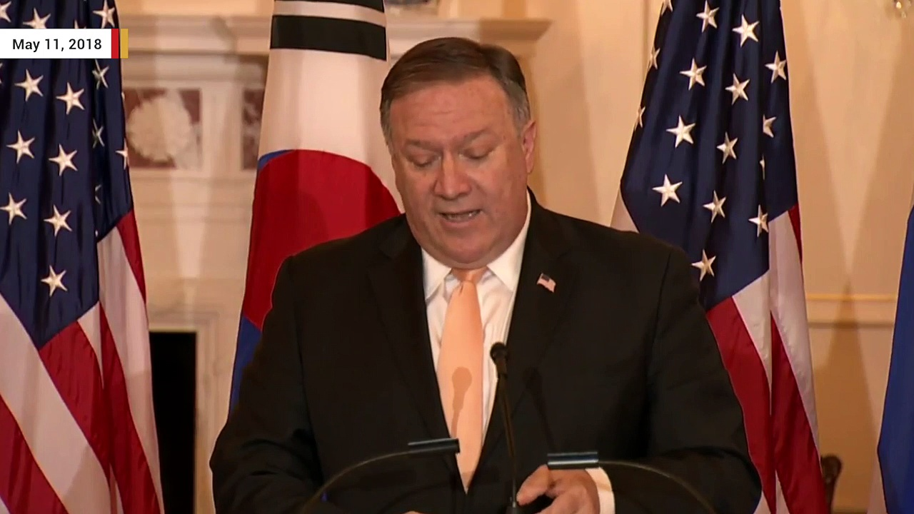 Mike Pompeo Says US Will Support North Korea's Economic Growth If It Denuclearizes