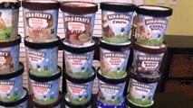 Ultimate Ben & Jerrys Milkshake, 40 flavors!! : Crude Brothers