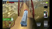 Uphill Oil Truck Driving 3D (by VascoGames) Android Gameplay [HD]