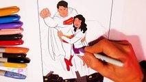 Superman Coloring Pages for Kids Part 8 , Superman Coloring Pages Fun ,Coloring Pages Kids Tv