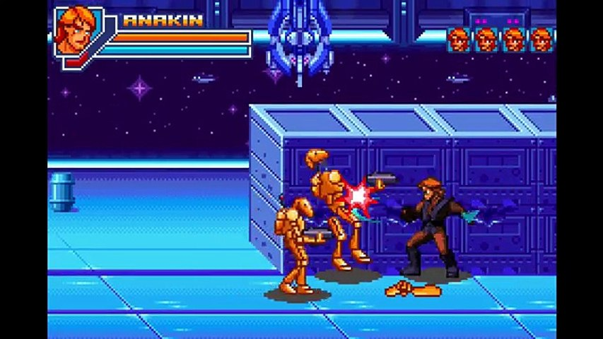 Lets Play Revenge Of The Sith Gba Part 1 Video Dailymotion