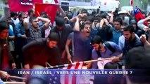 Iran/Israël : vers une nouvelle guerre ? - Journal du vendredi 11 mai 2018