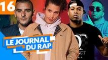 JDR #16 : Fianso Rentre dans le Cercle, Moha La Squale Bendero, Naps feat Rohff, S.Pri, Kekra, YL...