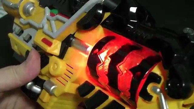 đồ chơi siêu nhân khủng long Power Rangers Dino Super Charge Battery Toy