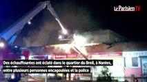 Nantes : nuit de violences  après le décès d'un jeune homme tué par la police