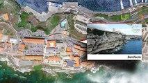 Bonifacio et vues aériennes par drone avec LFVDD