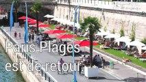 Paris Plages est de retour !