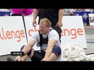 UKs Strongest Man 2013 Truck Pull
