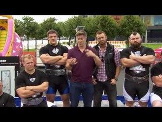 UKs Strongest Man 2013 The Final