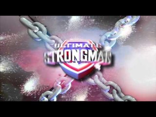 Ultimate Strongman Masters 2012 Show The Titanic Hold