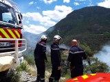 Hautes-Alpes : Encore un incendie suspect