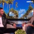 Adam Levine parle de ses filles chez Ellen DeGeneres