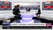 Morandini Live - Frères Bogdanoff : argent, chirurgie, mensonges, ils se livrent sans tabou (vidéo)