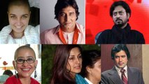 Sonali Bendre: Manisha Koirala, Nargis Dutt, Irrfan Khan & others who suffered with Cancer|FilmiBeat
